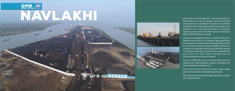 Navlakhi Ports