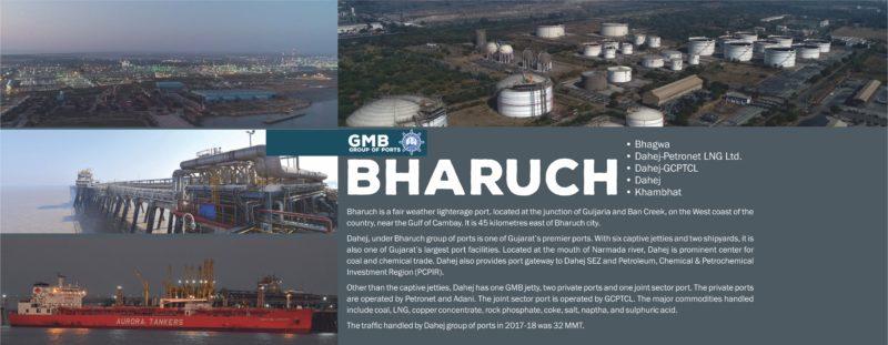 Bharuch Ports