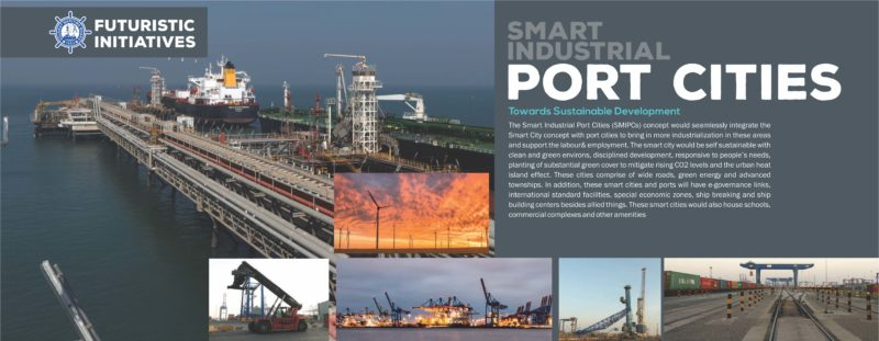 Smart Industrial Port Cities