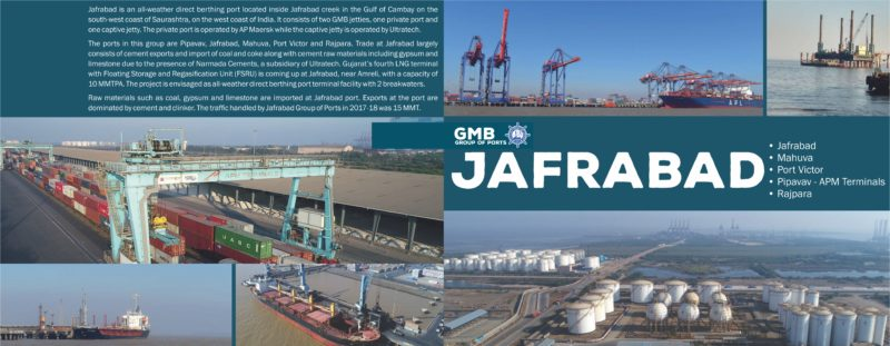 Jafrabad Ports