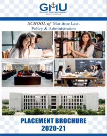 GMU Placement Brochure - 2020